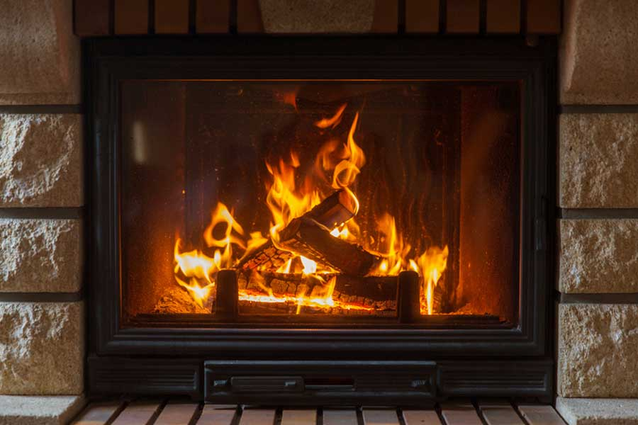 fireplaces acushnet